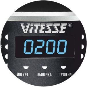 Vitesse VS-589 дисплей