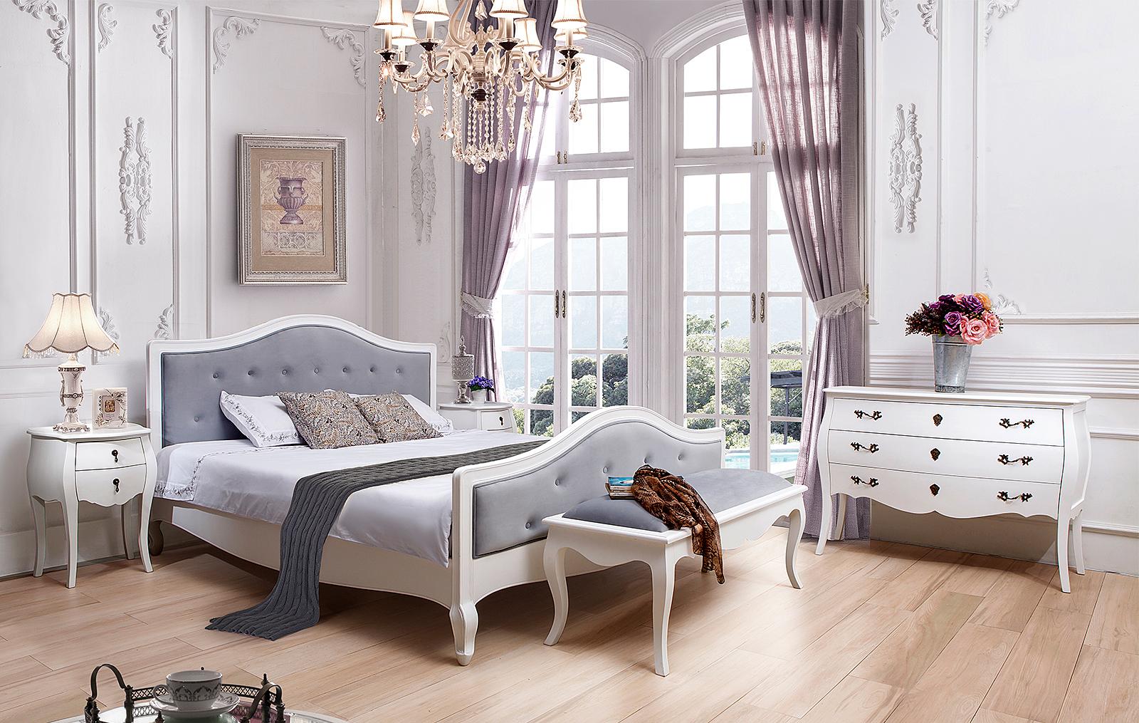 Спальня PLC17 с комодом PLC29