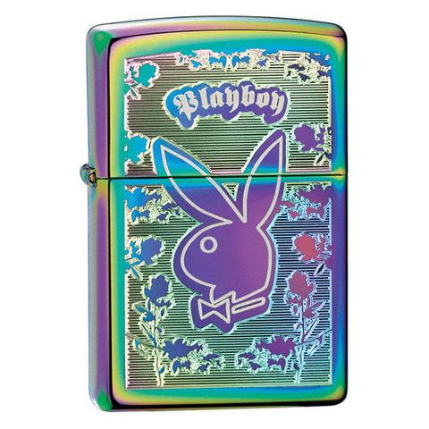 Зажигалка Zippo Playboy Spectrum