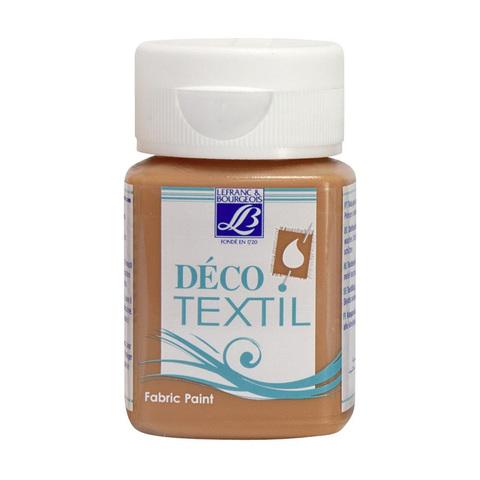 Краска по ткани Lefranc&Bourgeois DECO TEXTIL 50 мл 139, керамика