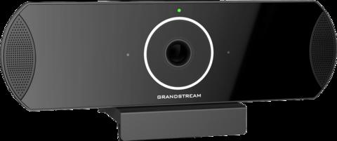 Grandstream GVC3210 - Система для видеоконференций. (1GbE)Gigabit Ethernet, Bluetooth 4.0 + EDR, OLED дисплей 128х32, тачпад на пульте
