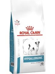 Для собак мелких пород, Royal Canin Hypoallergenic Small Dog HSD 24, с пищевой аллергией/непереносимостью