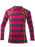 Bergans термобелье футболка 1974 Fjellrapp Youth Shirt Hot Pink