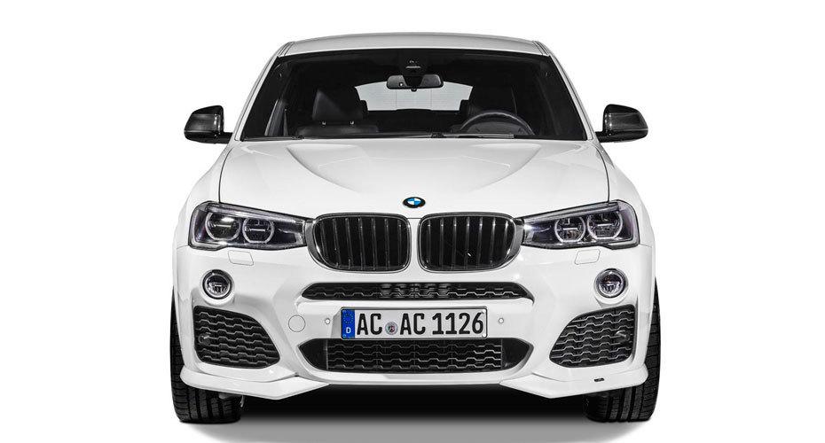 Обвес AC Schnitzer для BMW X4 F26