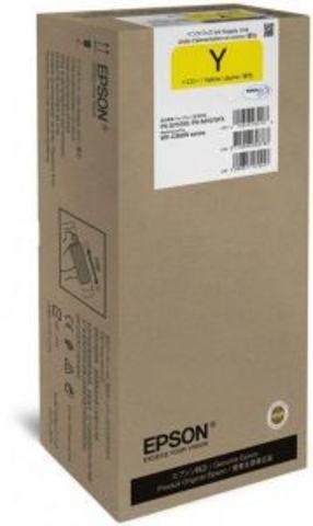 Чернила желтые Epson Ink Supply Unit T9734 yellow (C13T973400)