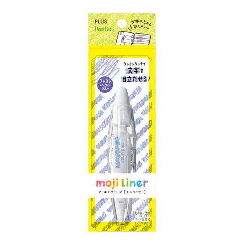 Роллер Plus Deco Rush moji Liner (Crayon Purple Blue)