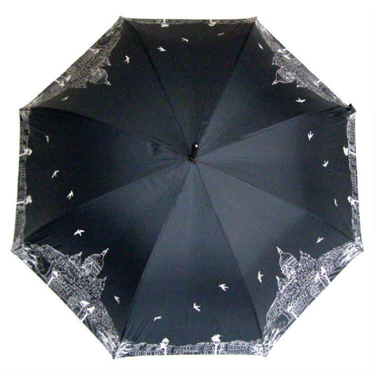 Зонт-трость Guy de Jean 3459 Monmartr