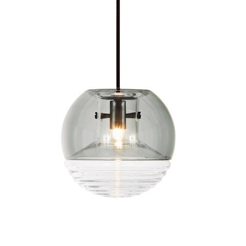 Подвесной светильник копия Flask Ball Smoke by Tom Dixon