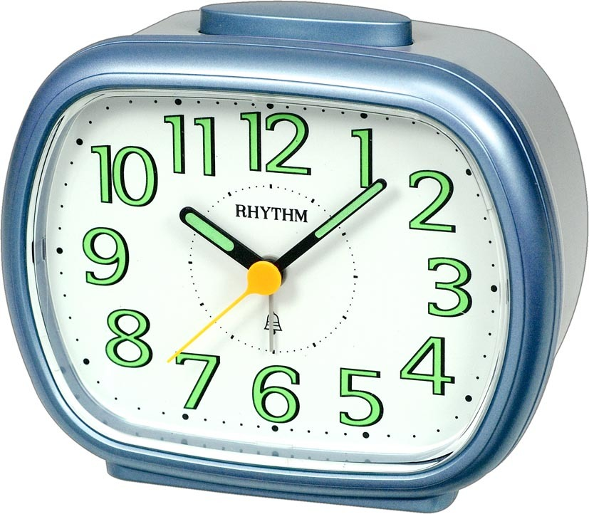Часы-будильник Rhythm CRA837WR04