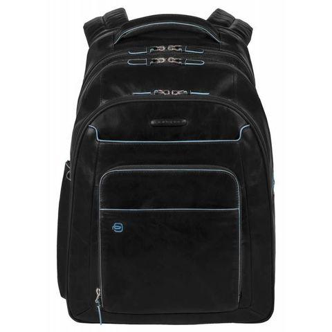 Рюкзак Piquadro Blue Square (CA1813B2/N) черный кожа
