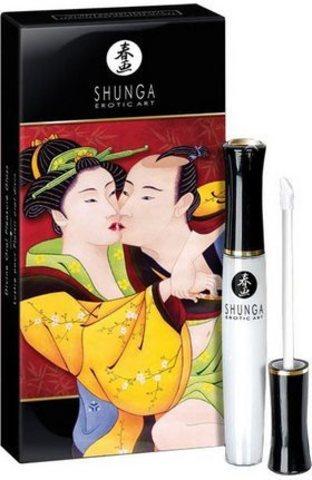 Возбуждающий блеск для губ Shunga Divine Oral Pleasure