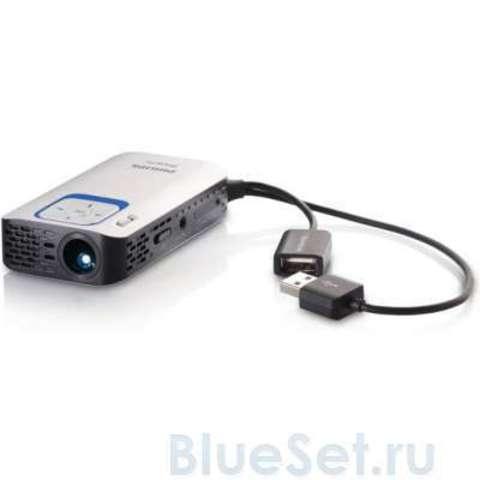 Карманный проектор Philips PPX-2340