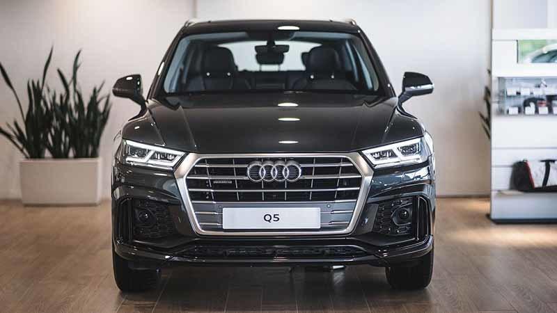 Обвес MTR Design для  Audi Q5/SQ5