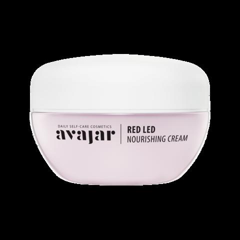 AVAJAR   Питательный крем (Red LED Nourishing Cream)