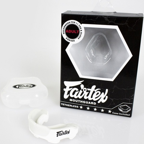 Капа Fairtex Mouth Guard MG3 White