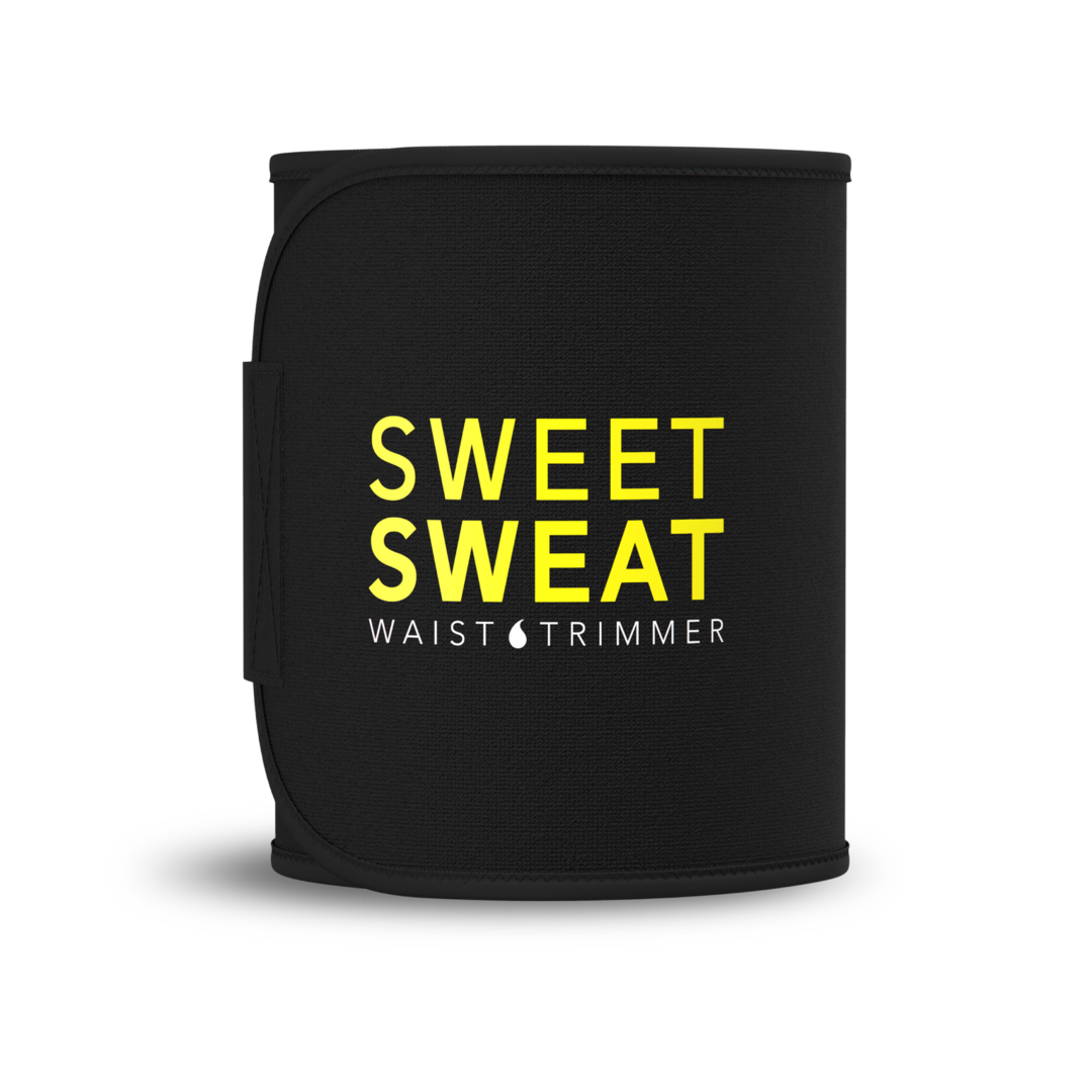 Термопояс sweetsweat на талию цвет желтый sportsresearch купить в Москве
