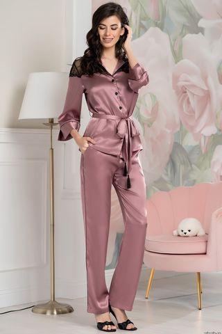 Комплект Olivia 3646 розовый Mia-Amore