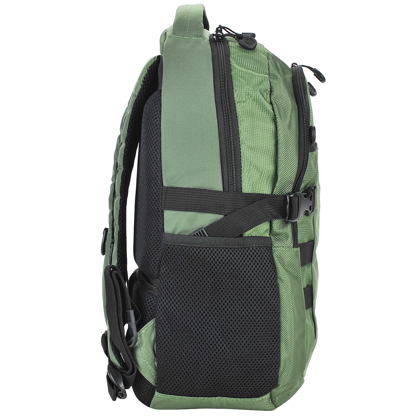 Городской швейцарский рюкзак Victorinox VX Sport Cadet, цвет зелёный, 46х33x18 см., 20 л. (31105006)