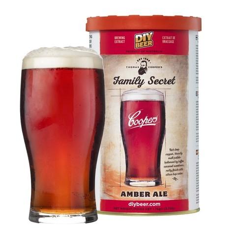 Пивной набор Coopers Thomas Coopers Selection Family Secret Amber Ale