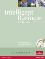 Intelligent Business Pre-Intermediate Workbook and CD pack