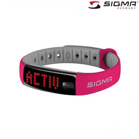 Фитнес браслет SIGMA ACTIVO BERRY PINK 22912
