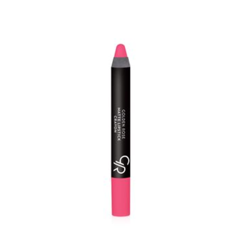 Golden Rose Помада-карандаш Matte Crayon 17