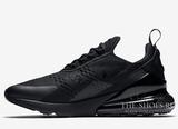 Кроссовки Мужские Nike Air Max 270 Trilpe Black