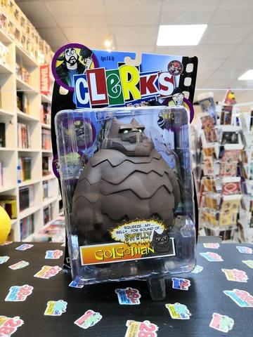 Clerks InAction Figures Golgothan (Dogma)