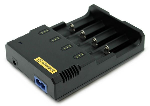 зарядное устройство NiteCore V2 intellicharge i4 купить