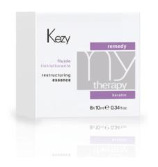 KEZY флюид для мгновенного восстановления inresse instant repair essence 8х10мл