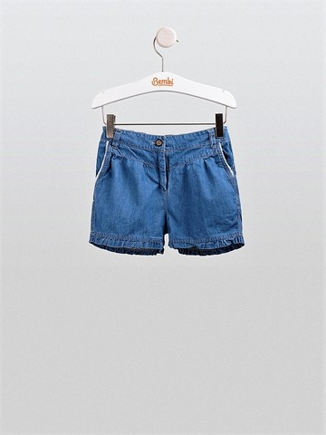 ШР466 Шорты джинсовые для девочки