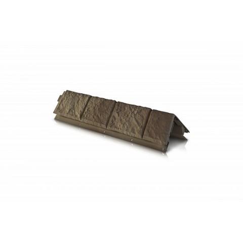 Угол наружный к Фасадным Панелям VOX (Вокс) Sandstone (Сандстоун) Light Brown