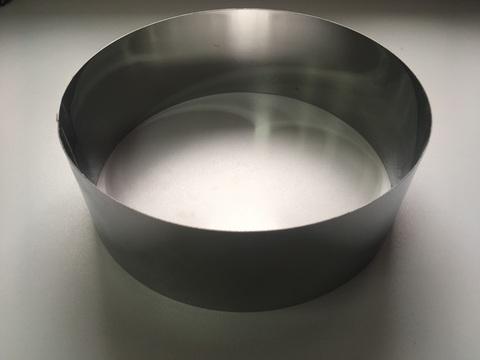 Кольцо кондитерское профессиональное H10 D28