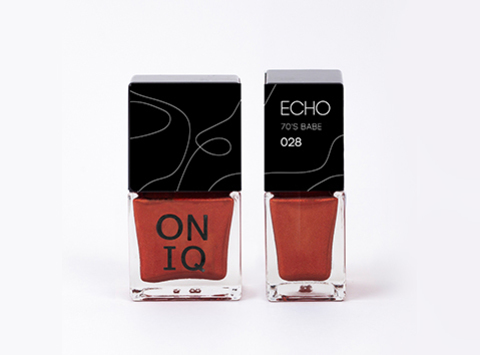 ONP-028 Лак для стемпинга. Echo: 70's Babe