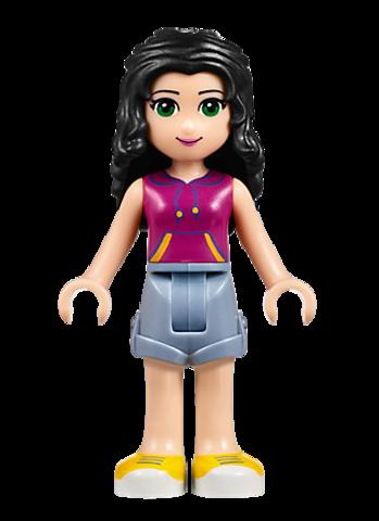 LEGO Friends: Спортивный лагерь: Дом на дереве 41130 — Adventure Camp Tree House — Лего Друзья Продружки Френдз