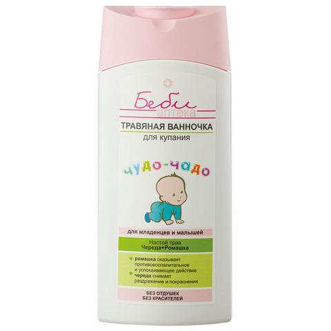 Витэкс Чудо-чадо Травяная ванна для купания для младенцев и малышей 250 мл