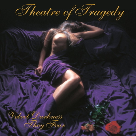 Theatre Of Tragedy / Velvet Darkness They Fear (RU)(CD)