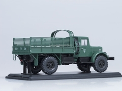 MAZ-502A 4x4 board with arches and winch dark green Start Scale Models (SSM) 1:43