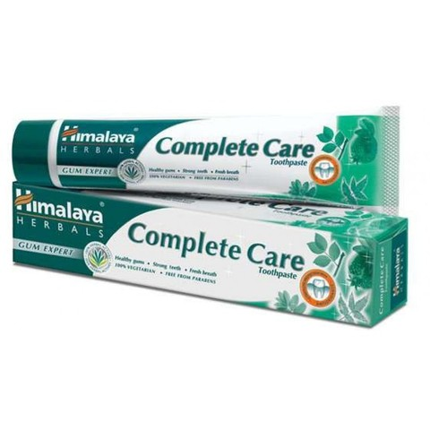 Himalaya Зубная паста Complete Care Herbal Toothpaste, 100 гр.