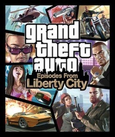 Игра Xbox GTA Episodes From Liberty City