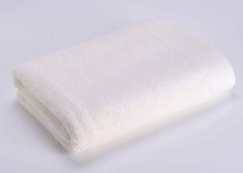 Seashells-1  кремовое махровое  полотенце Valtery