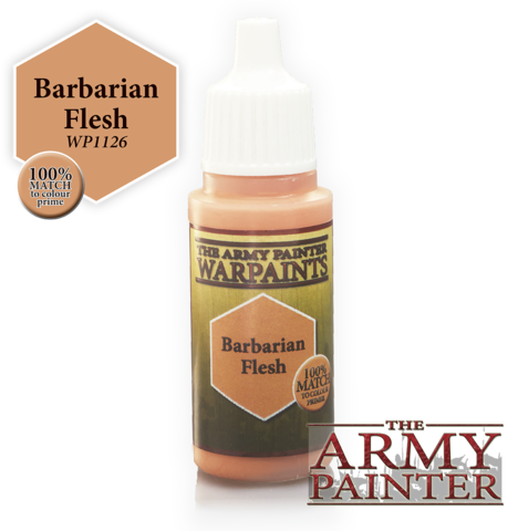 War Paints: Barbarian Flesh