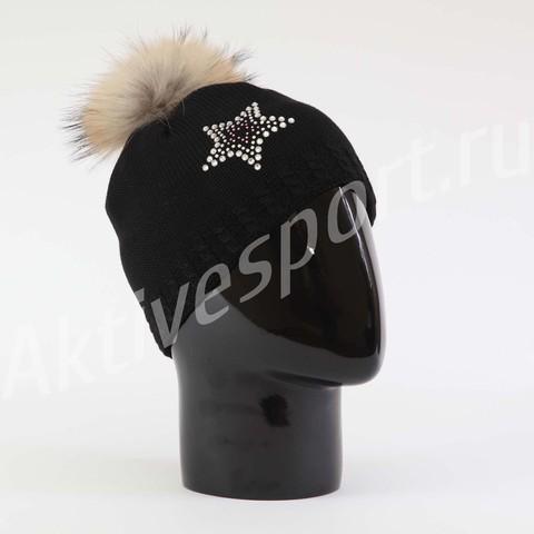 Картинка шапка Eisbar selina fur crystal 009