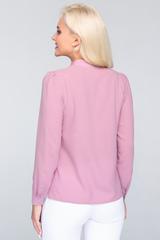 <p><span>Изящная блузка классического стиля с длинным рукавом. Гармонично сочетается с множеством фасонов брюк и юбок..Длина изделия:44-62 см. 46-63 см. 48-64 см. 50-65 см. Длина рукава : 44р.-52р 60 см.</span></p>
