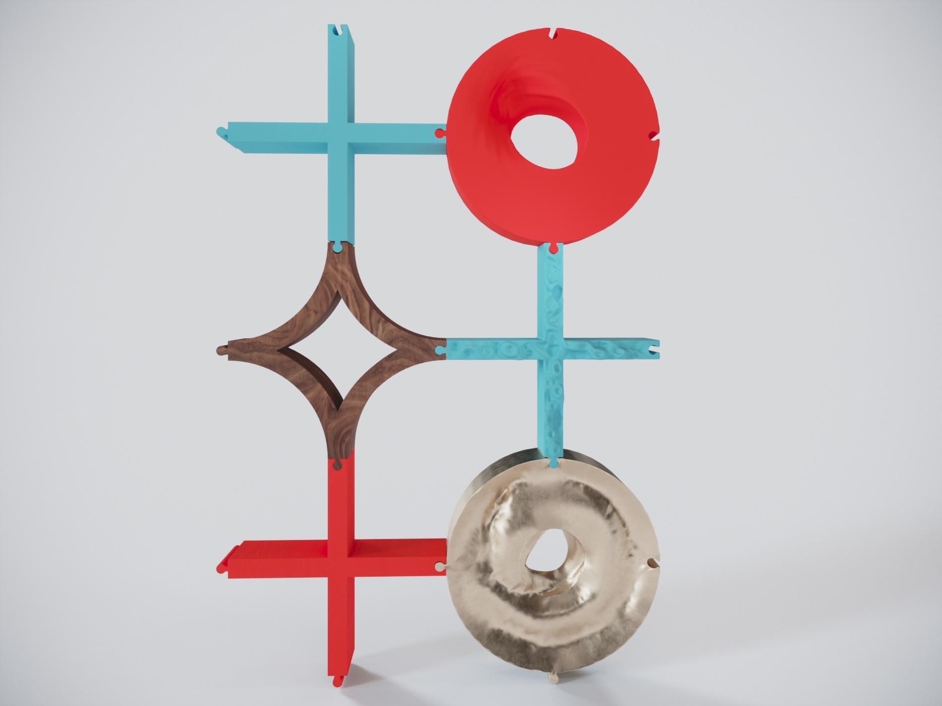 Полка-модуль 1
