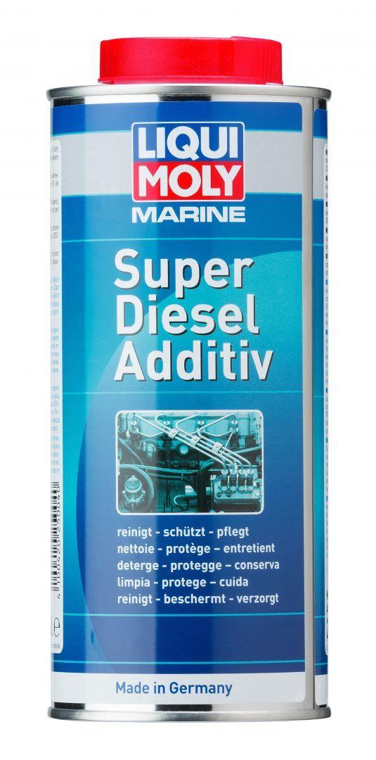 Liqui Moly Marine Super Diesel Additive - Присадка супер-дизель