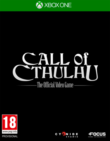 Xbox One Call of Cthulhu (русские субтитры)