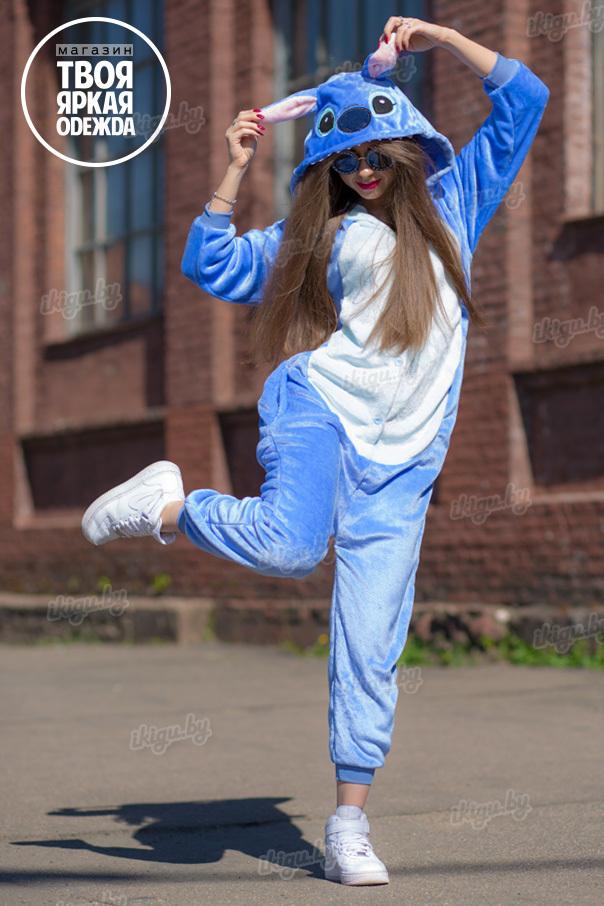Пижамы кигуруми Стич Голубой stich-siny.jpg