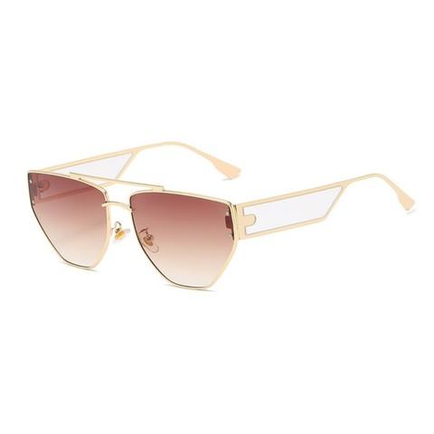 Солнцезащитные очки 58208002s Коричневый