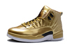 Air Jordan 12 Retro 'Gold edition'